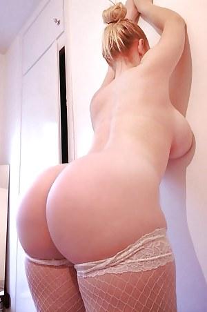 Big Ass Fishnet Porn Pictures