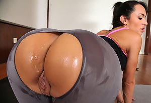 Big Ass Fitness Porn Pictures