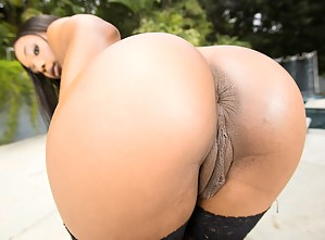 Big Ass Black Pussy Porn Pictures