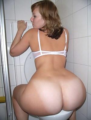 Big Ass Toilet Porn Pictures