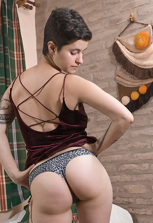 Big Ass Short Hair Porn Pictures