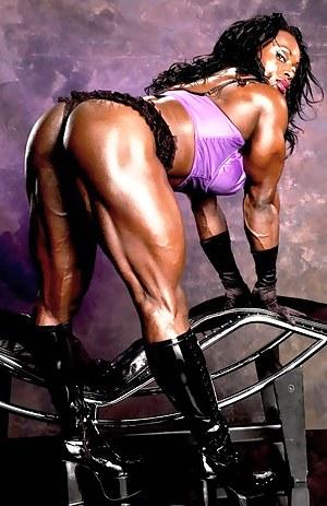 Big Ass Bodybuilder Porn Pictures